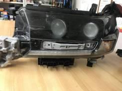 Фара Toyota LAND Cruiser 200 15- LH LED Executive Black
