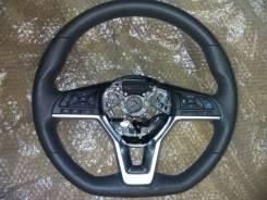 Руль. Nissan: Sylphy, Leaf, Sentra, e-NV200, NV200, March, Tiida, Juke, Note MRA8DE, EM57, HR16DE, HR12DE, HR15DE, MR16DDT, HR12DDR, EM61