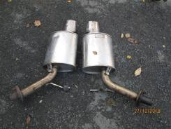 Глушитель. Mazda MPV, LY3P Mazda CX-7, ER3P Mazda Axela, BK3P Двигатель L3VDT