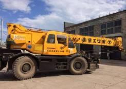 Услуги крана 25 тонн . кобелко . вылет 30 метров