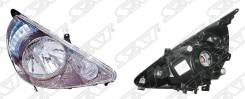 Фара Honda FIT 01-07 5D хром / SAT / / ST-217-1153R / ST-217-1153R / S