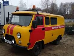 УАЗ 39095, 2019