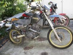 Yamaha XT 250, 1985