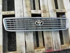 Решетка радиатора. Toyota Hiace, KZH100G, KZH106G, KZH106W, KZH110G, KZH116G, KZH120G, KZH126G, KZH132V, KZH138, RZH100G, RZH101G, RZH110G, KZH138V 1K...