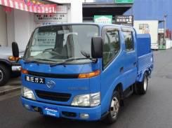 Toyota ToyoAce. Продать Toyota Toyoace BU306 двухкабинный с аппарелью, 3 700куб. см., 1 500кг., 4x2. Под заказ