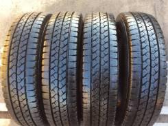 Bridgestone Blizzak VL1. зимние, без шипов, 2017 год, б/у, износ 5%
