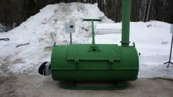 ГАЗ. Крематор АМТ-200 (дизель/газ). Под заказ