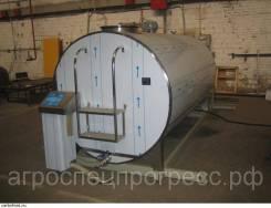 Охладитель молока закрытого типа 4000 литров