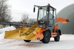 Завод ДМ DM09. Снегопогрузчик лаповый DM09