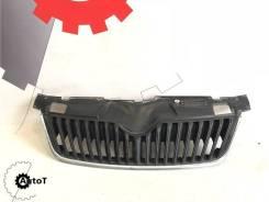 Решетка радиатора для Skoda Fabia 2 (5J) (2007-)