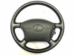 Руль. Toyota Land Cruiser Cygnus, UZJ100W Lexus LS400, UCF20 Lexus GX470, UZJ120 Lexus LX470, UZJ100 Lexus LX450, FJZ80, FZJ80 2UZFE, 1UZFE, 1FZFE