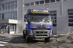 Volvo FMX13. Седельный тягач Volvo FMX 6*6, 13 000куб. см., 6x6