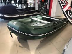 Лодка ПВХ Гладиатор B 370 AL
