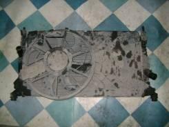 Радиатор основной в сборе Ford Focus II CB4 2008 SHDA 1.6L Duratec 16V