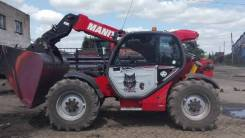 Manitou MLT-X 732, 2015
