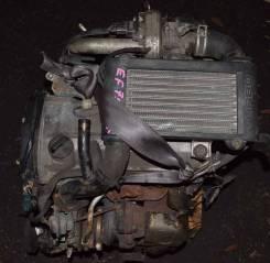 Двигатель в сборе. Daihatsu Move, L610S EFRL