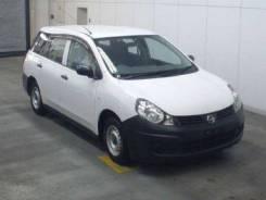 Nissan AD. Без водителя