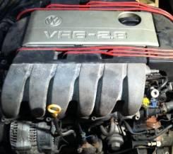 Контрактный двигатель AAA VW Golf Passat Vento Sharan Corrado 2,8 i