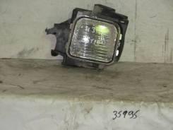 Фара противотуманная левая Hummer H3
