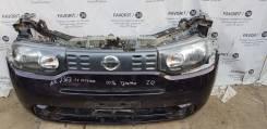 Ноускат. Nissan Cube, NZ12, Z12 Двигатели: HR15DE, HR16DE, K9K