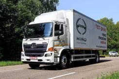 Hino 500, 2018