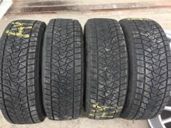 Bridgestone Blizzak DM-V2. зимние, без шипов, 2014 год, б/у, износ 10%