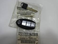 Ключ зажигания, смарт-ключ. Nissan Teana, J31 QR20DE, VQ23DE, VQ35DE