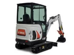 Bobcat E19, 2020