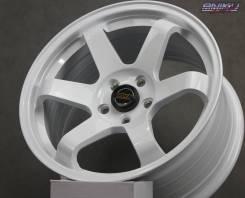 Комплект дисков Volk Racing TE37SL R17 8j ET35 5*108 (D163)