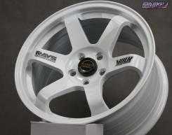 Комплект дисков Volk Racing TE37SL R17 8j ET35 5*108 (D163/3)