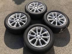 R16 диски оригинальные Subaru. KO23.7