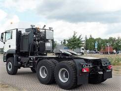 MAN TGS. Продам седельный тягач 40.540 6X6 BBS-WW 250tonn, 12 500куб. см., 250 000кг., 6x6