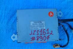Блок управления навигацией. Toyota Aristo, JZS160, JZS161 2JZGE, 2JZGTE