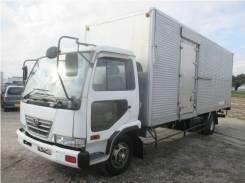Nissan Diesel Condor. Продам Nissan Condor MK252LB фургон !, 6 920куб. см., 3 500кг., 4x2. Под заказ