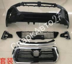 Бампер. Toyota Hilux Pick Up, GUN125, GUN125L, GUN126L Toyota Hilux, GGN125, GUN125, GUN126, GUN135, GUN136, KUN125, KUN126, KUN135, KUN136, TGN126, T...