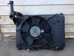 Радиатор охлаждения двигателя Mazda Demio DY