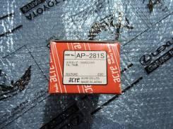 Тормозные Колодки ACRE AP-281S Япония передние дисковые