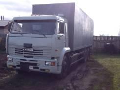 Продается фургон камаз 65117