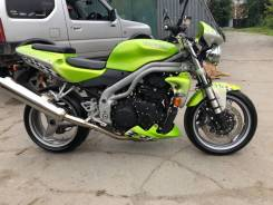 Triumph Speed Triple. 955 куб. см., исправен, птс, без пробега