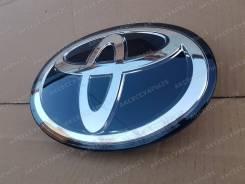 Эмблема (значок, лейба) решетки для Toyota Land Cruiser 200 2016г+