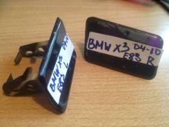 Крышка форсунки омывателя фар. BMW X3, E83