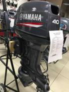 Лодочный мотор Yamaha 40ХMHS редуктор+водометом