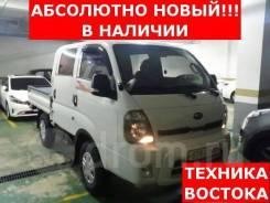 Kia Bongo. 4WD! Рестайлинговая модель в наличии! 2019 г. в. , 6 мест , 2 500куб. см., 1 200кг., 4x4