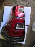 Подсветка номера. Toyota Land Cruiser Prado, GDJ150, GDJ150L, GDJ150W, GDJ151W, GRJ150, GRJ150L, GRJ150W, KDJ150, KDJ150L, LJ150, TRJ150, TRJ150L, TRJ...