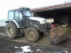 Foton Europard. Трактор Foton FT-824, 82 л.с.