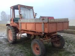 ХТЗ Т-16. Трактор Т16М