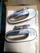 Ручка двери внешняя Nissan Bluebird Sylphy QG10, левая задняя