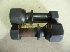 Шпилька колеса FR LH (60-45) L=110 цинк DW 96359266K, левая/правая передняя