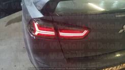 Стоп-сигнал. Mitsubishi Lancer Mitsubishi Galant Fortis Audi A6