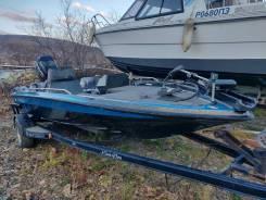 Скоростная лодка Charger с подвесным мо 150л. с.